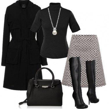 Outfit Elegante e low cost
