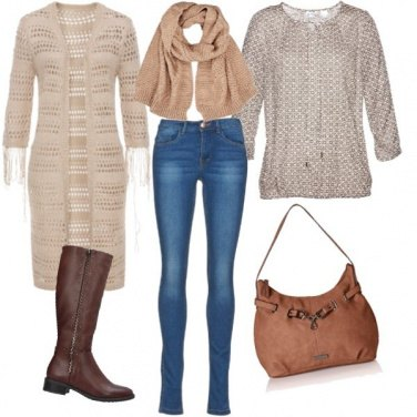 Outfit Inizio autunno