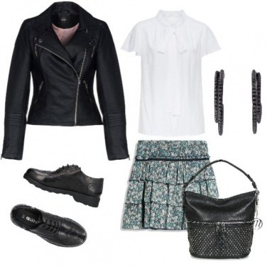 Outfit Easy dark