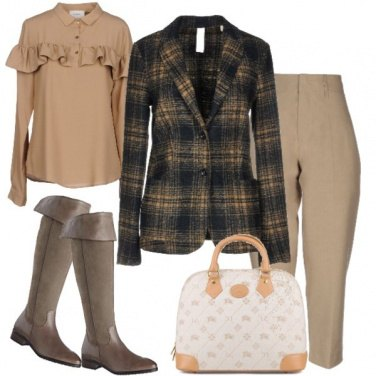 Outfit English woman