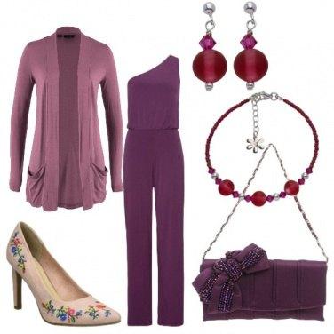 Outfit Jumpsuit da sera