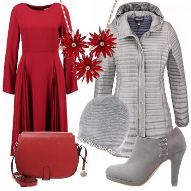 Outfit Per guardare i fuochi di capodanno