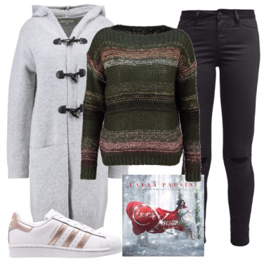 Outfit Natale in musica