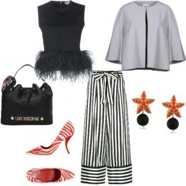 Outfit Serata frivola