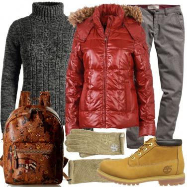 Outfit Turismo natalizio