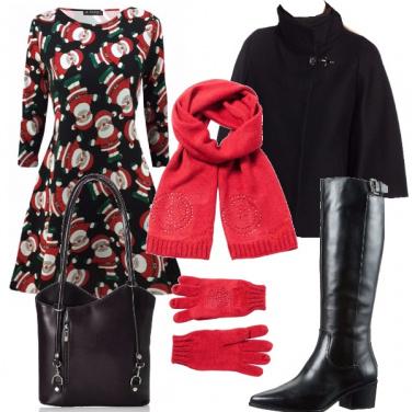 Outfit Natalizia