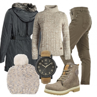 Outfit Il freddo non mi fa paura