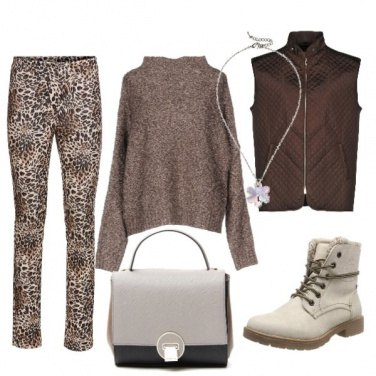 Outfit In leggins