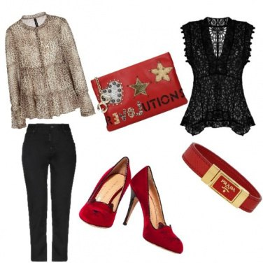 Outfit Grintosa con stile
