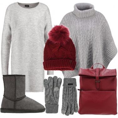 Outfit Buon Natale amica mia