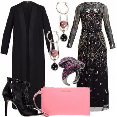 Outfit Sarai stupenda