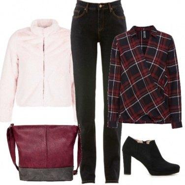 Outfit Tartan basic