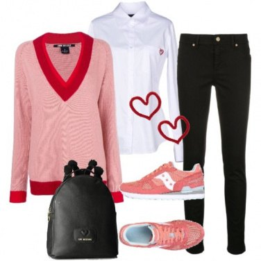 Outfit Basic #16341
