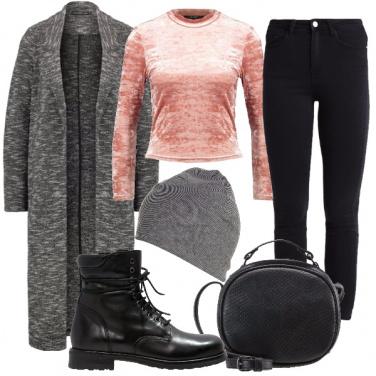 Outfit Femminile e metropolitana