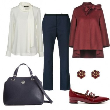 Outfit Linee pulite