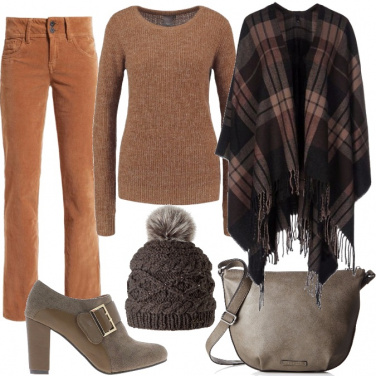 Outfit Tendenza frange