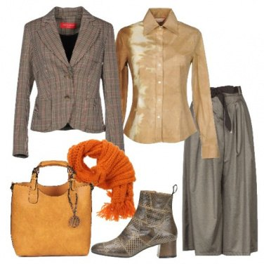 Outfit Trendy con grinta