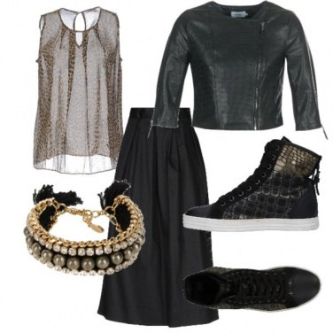 Outfit Rock #3286