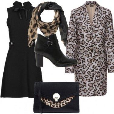 Outfit Oggi mi sento un ghepardo