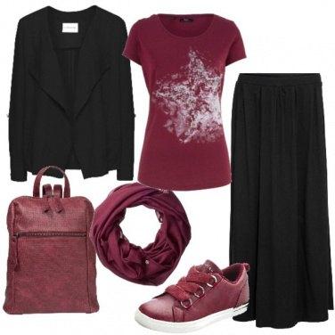Outfit Longuette ma sportiva