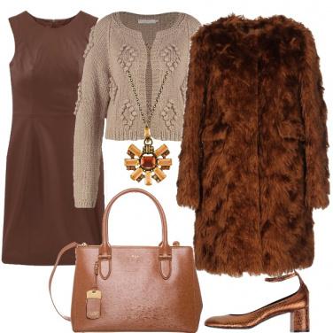 Outfit Tonalita\' calde della terra