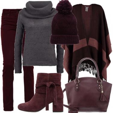 Outfit Per un\'amica freddolosa