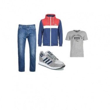 Outfit Casual #4592