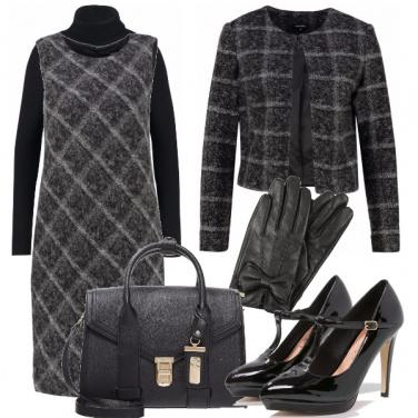 Outfit Bon ton invernale