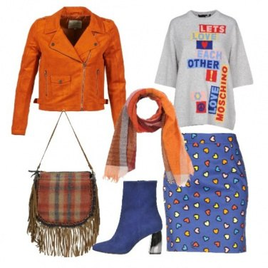 Outfit Let\'s love each other