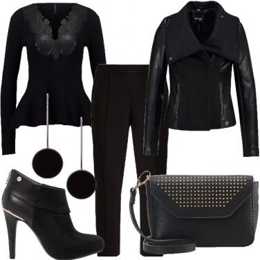 Outfit Inversione di stile