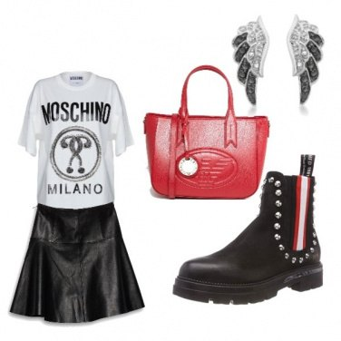 Outfit Rock and show!