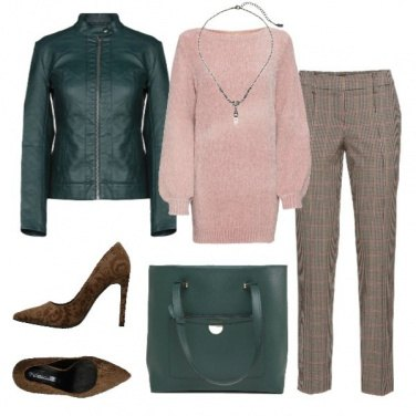 Outfit Verde bosco