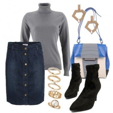 Outfit Pronta per la giornata