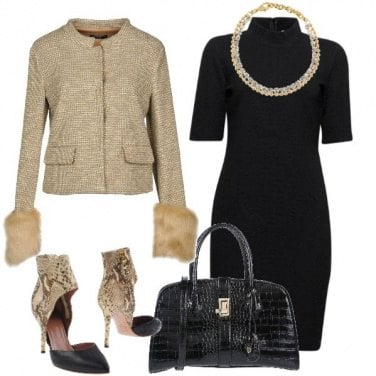 Outfit Pitone