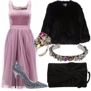 Outfit Principessa d\'inverno
