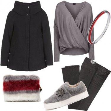 Outfit Accessori glam
