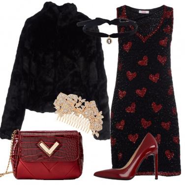 Outfit Auguri di cuore