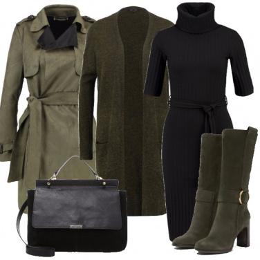 Outfit Il verde militare