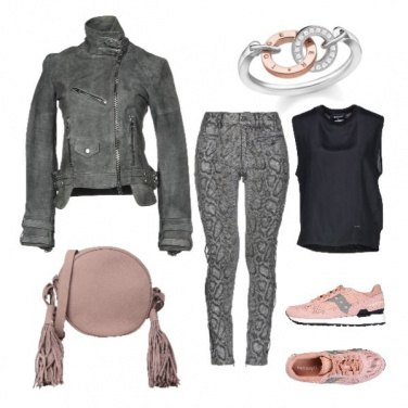Outfit Rock rose