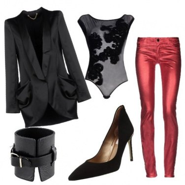 Outfit Night passion