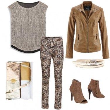 Outfit Il mio stile deciso
