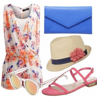 Outfit Flower fun