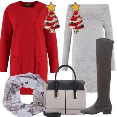 Outfit E\' quasi Natale