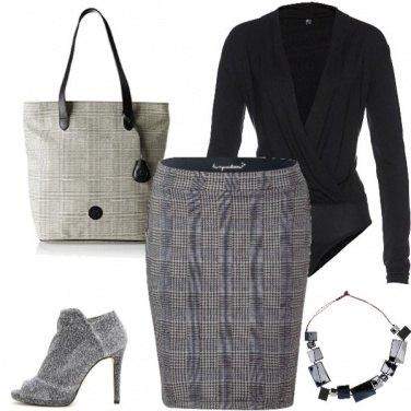 Outfit In centro con stile