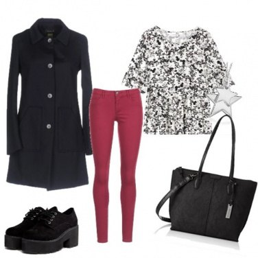 Outfit Rock #3309