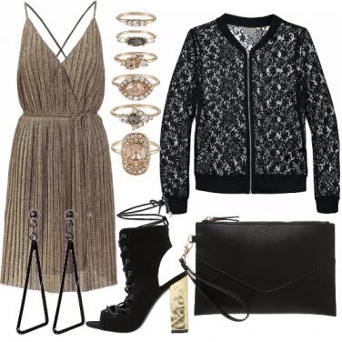 Outfit Capodanno alla moda