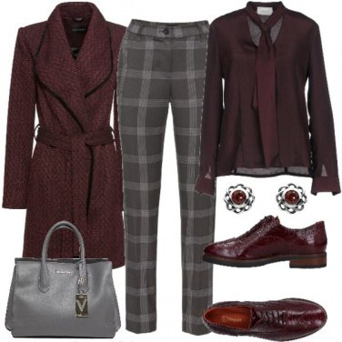 Outfit Ufficio e aperitivo