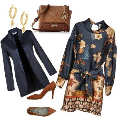 Outfit Classicismi floreali