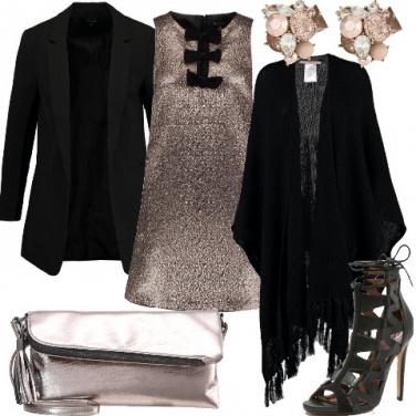 Outfit Un sexy papillon per le feste