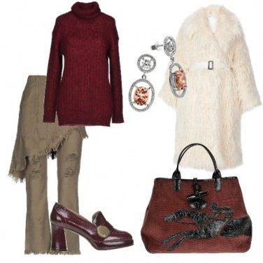 Outfit Azzardato ed elegante